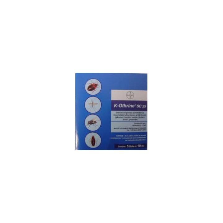Insecticid Kothrine SC 25 - 5 ml