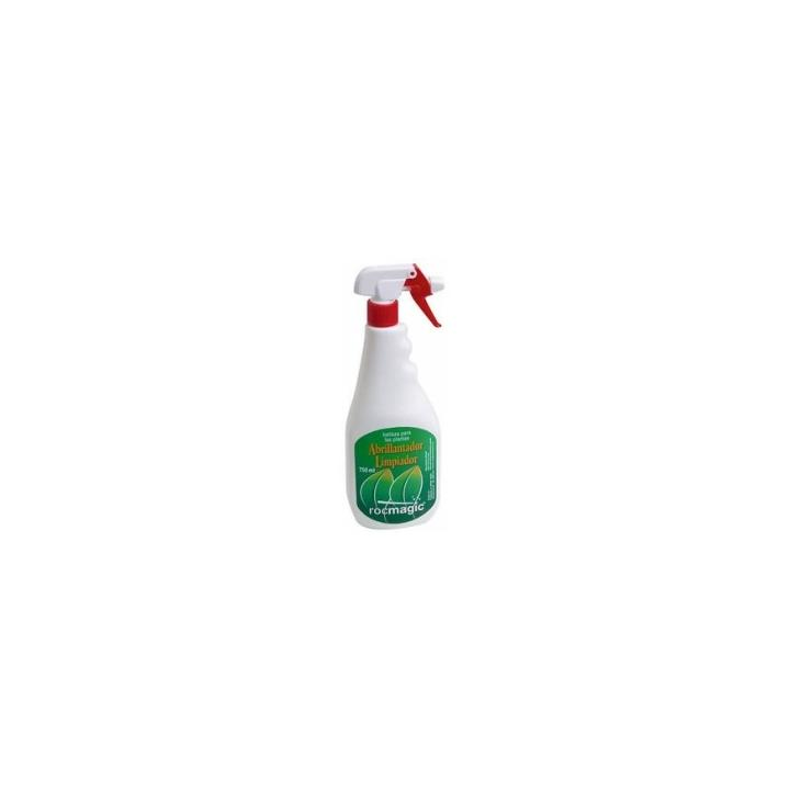 Solutie curatat si lustruit frunze 750 ml