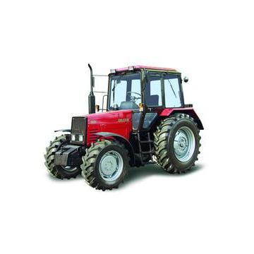 Tractor Belarus 892
