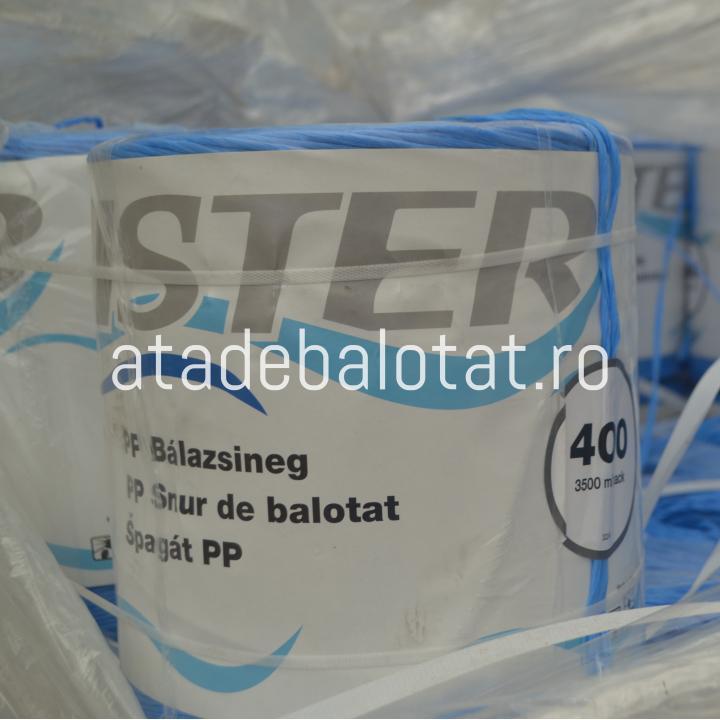 Sfoara de balotat Ister 400m/kg