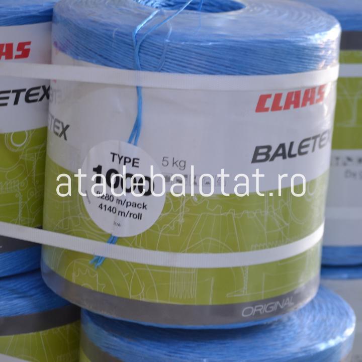 Ata de balotat Claas Baletex 1000m/kg