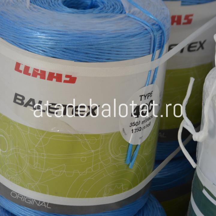 Ata de balotat Claas Baletex 400m/kg