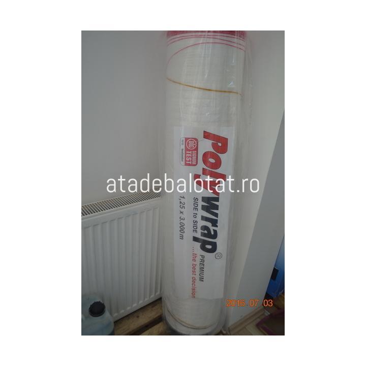 Plasa de balotat Poly Wrap 1,25x3000m