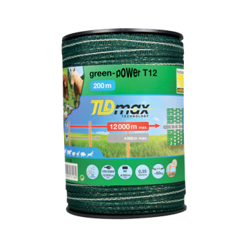 Banda gard electric Green Power TLD (17118)