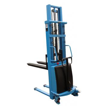 Stivuitor electric pietonal HaBa10HHE35, 1000kg, 3,5m