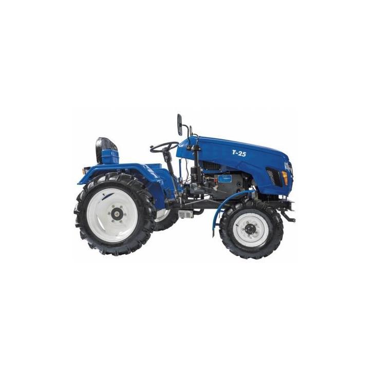 Tractor T25 cu acoperis + 4 accesorii