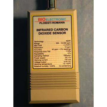 Senzor bioxid carbon 10.000 ppm