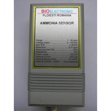 Senzor masurare Amoniac in aer