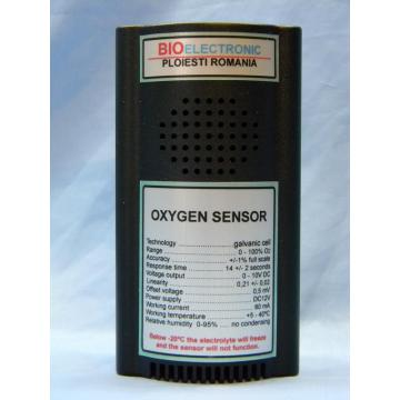 Senzor masurare Oxigen in aer