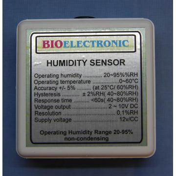 Senzor pentru masurarea umiditatii aerului