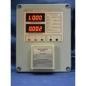Sistem monitorizare parametrii mediu prin telefonie mobila