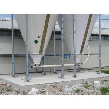 Sisteme cantarire silozuri si bazine