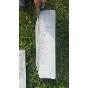 Dale / pavele indiguire maluri pentru curti 500x500x120 mm