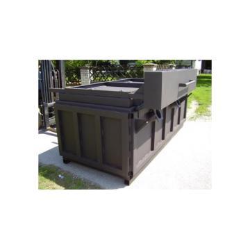 Incinerator ecologic de capacitate mare, A2600 HF