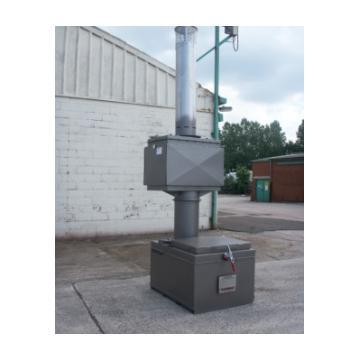 Incinerator ecologic pentru ferme de pasari, A200 (sec)