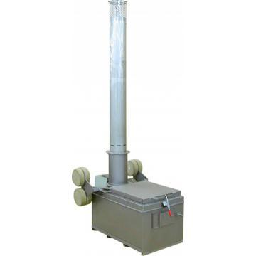 Incinerator ecologic pentru ferme si abatoare, A600 (sec)