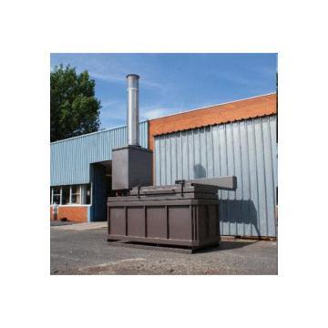 Incinerator pentru incinerare animale de talie mare, A1600