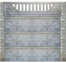 Garduri fara fundatie beton