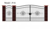 Schite porti si garduri fier forjat