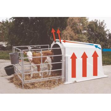 Boxa pentru vitei Calf House Klima Plus
