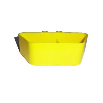 Adapator plastic mic pentru custi de expozitie