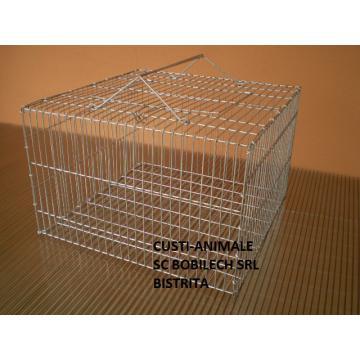 Cusca pentru transport animale si pasari 40 cm