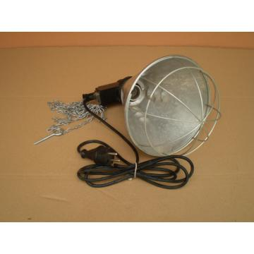Lampa pentru bec cu intrerupator