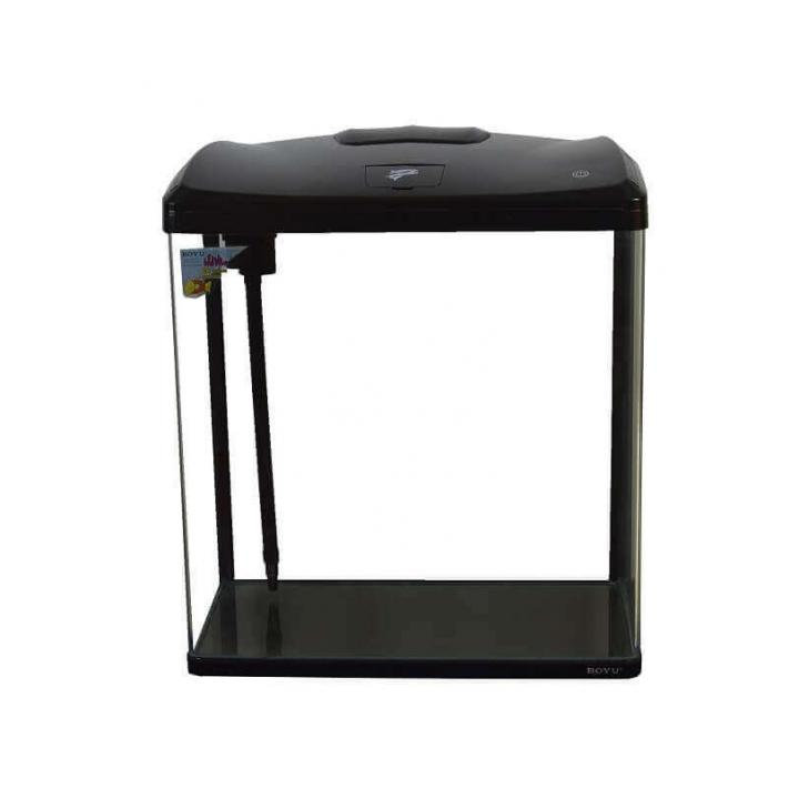 Acvariu 108 litri negru LED Boyu (EC-600H)