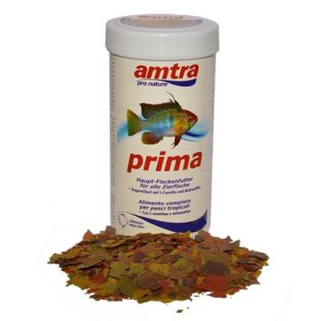 Hrana pesti acvariu fulgi Amtra Prima 100ML