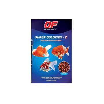 Hrana pesti Ocean Free Super Goldfish Colour plic 20 grame