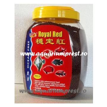 Hrana pesti Xo Royal Red 600 grame