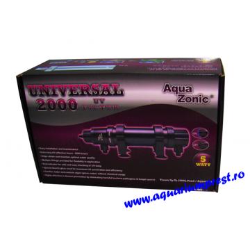 Lampa acvariu cu ultraviolete UV 5 W