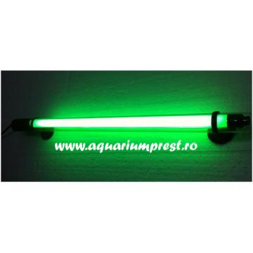 Lampa submersibila acvariu Colour Lamp 25 cm Green