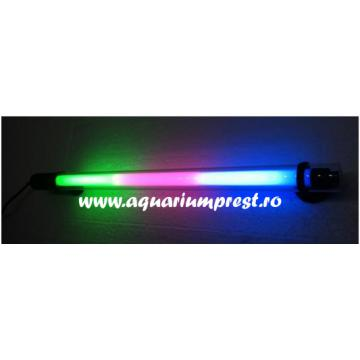 Lampa submersibila acvariu Eco Colour Lamp 35 cm 3 culori