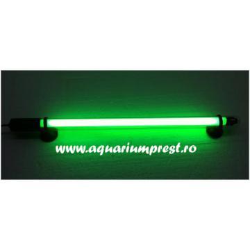 Lampa submersibila acvariu Eco Colour Lamp 35 cm verde