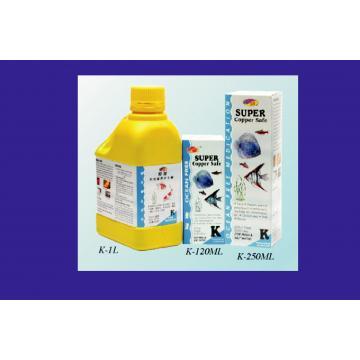Medicament paraziti pesti exotici Super K Cooper Safe