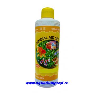 Medicament pesti exotici General Aid Special 240ml