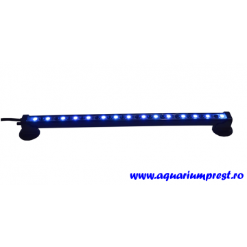 Perdea aer acvariu LED 15cm