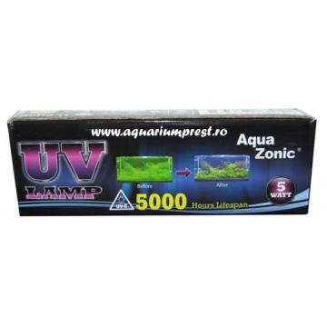 Bec lampa cu ultraviolete UV 5W