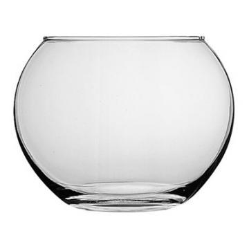 Bol acvariu de sticla 18cm