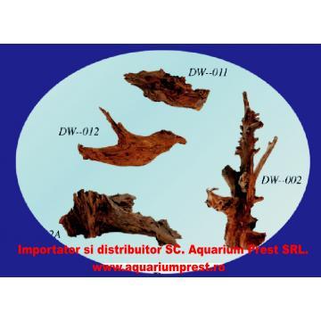 Decoratiune lemn pentru acvarii YF Drift Wood - S