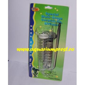Difuzor ceramic Large de CO2 pentru acvariu