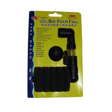 Filtru acvariu Of super baby fasten bio-foam filter