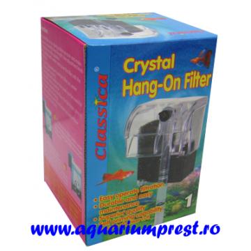 Filtru cascada pentru acvariu Of Crystal Hang on 1