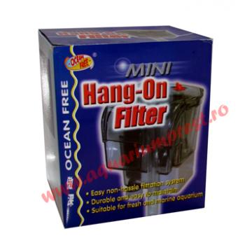 Filtru cascada pentru acvariu Of Mini Hang On Filter