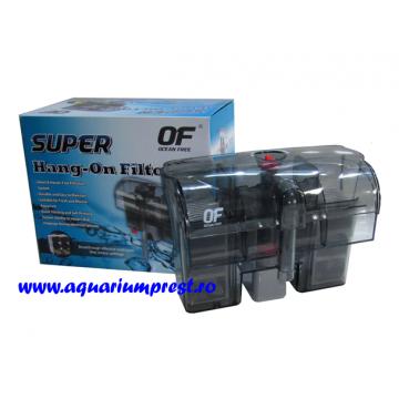 Filtru cascada pentru acvariu Of super hang-on-filter 3