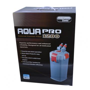 Filtru extern acvariu Aqua Pro 1200 cu UV 7W