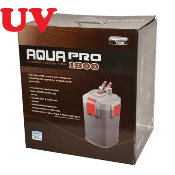 Filtru extern acvariu Aqua Pro 1800 cu UV