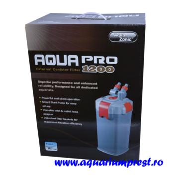 Filtru extern pentru acvarii Aqua Pro 1200