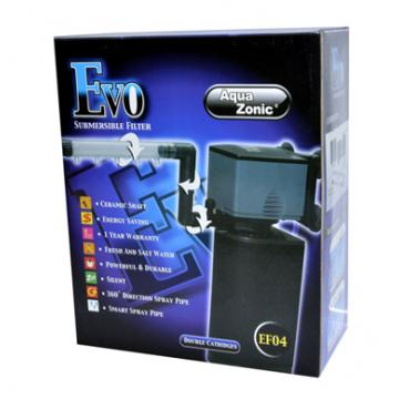 Filtru intern pentru acvariu Evo-4 submersible filter EF-04